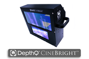 Jump to the DepthQ® CineBright™ Page